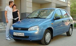 АвтоВАЗ продает автомобили со скидкой