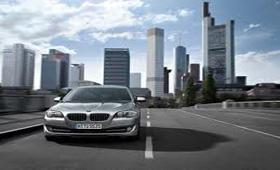 """В BMW готовят самую мощную дизельную """"пятерку"""""""