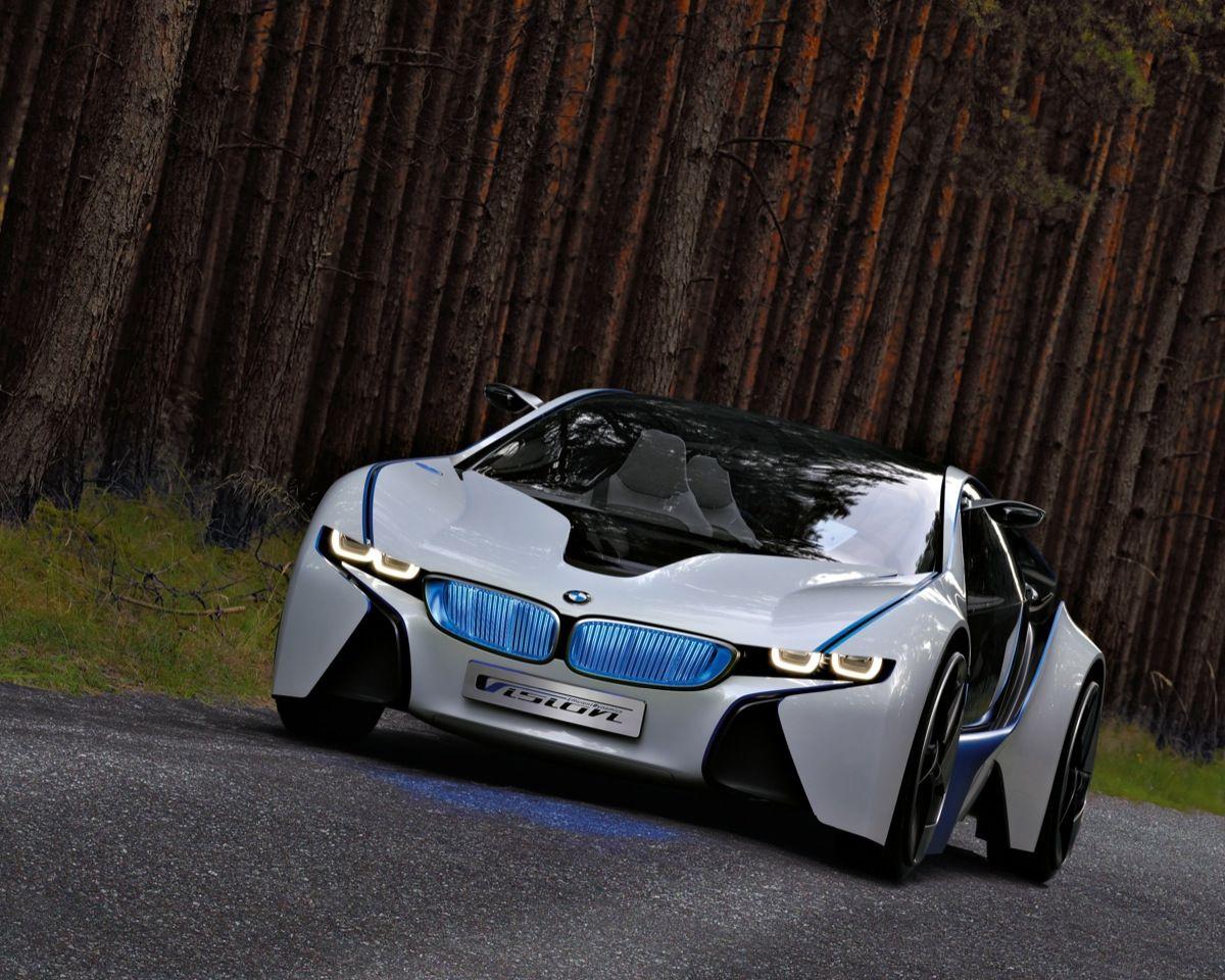 Ноый BMW Vision Supercar