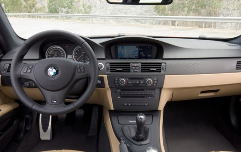 Купе от BMW третьей серии останется на механике