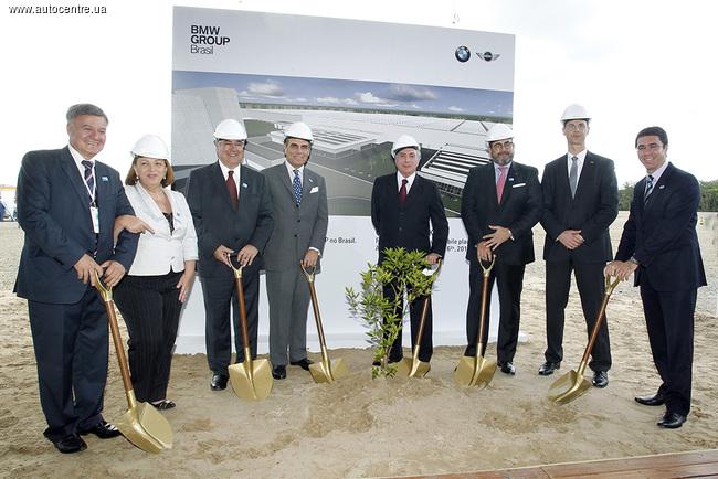 БМВ расширяет свои производственные границы