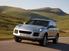 Тюнеры улучшили дизельный Porsche Cayenne S