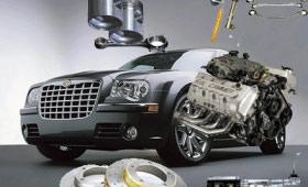 Проблема поддельных автозапчастей