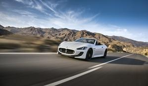Maserati GranCabrio MC Stradale
