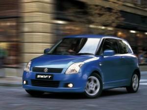 Suzukі-Swіft - автомобиль нового поколения